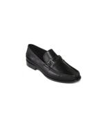 Stafford Mens Fathom Moc Closed Toe Penny Loafer, Black, Size 11 M/D - $150.00