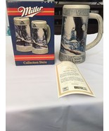 New in Box Miller Brewing Co 2000 Holiday Stein Winter Watch - $19.99