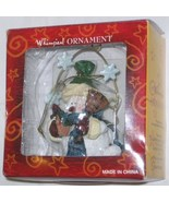 WHIMSICAL ORNAMENT SNOWMAN COSTCO IMPORT FREE SHIPPING U.S.A. - $17.46