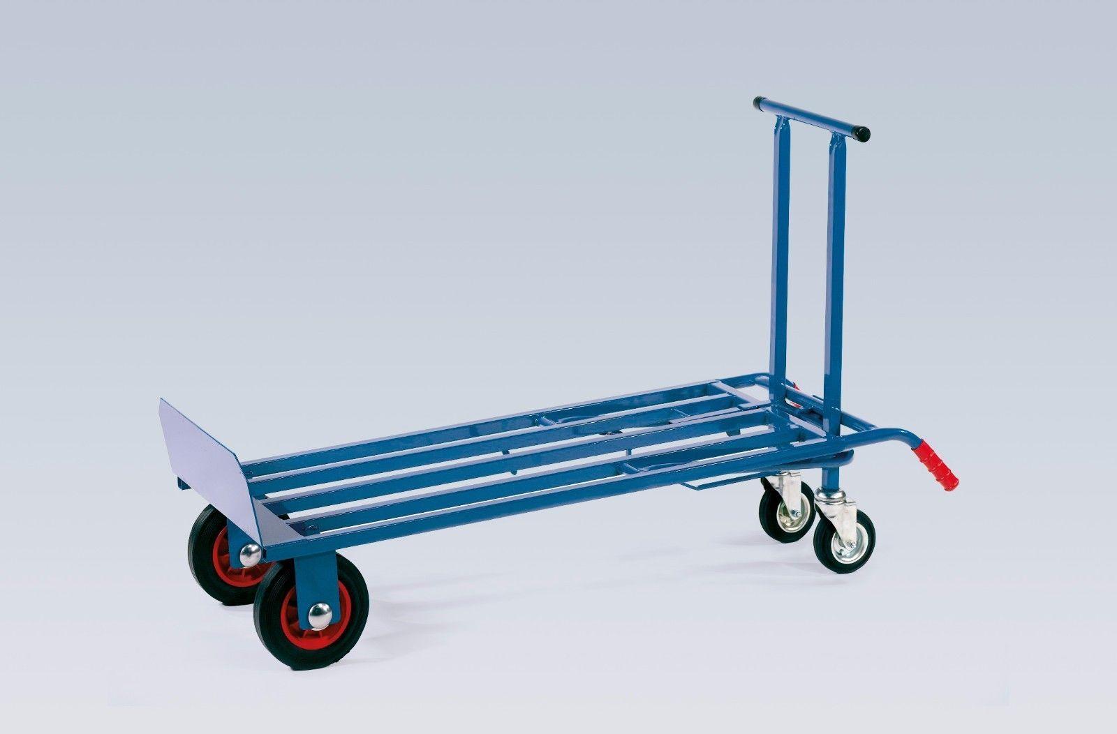 Sack Trucks - Lightweight and Heavy Duty Open Shoe Sack Trolleys - Various