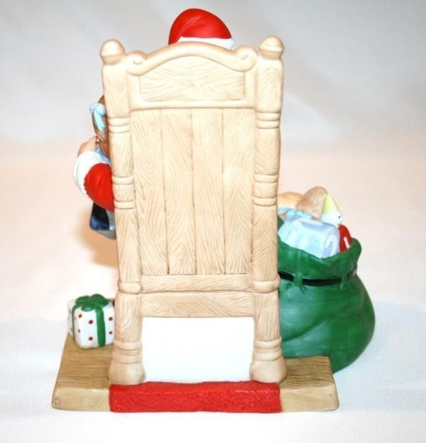 NOSTALGIA Limited Edition 1986 Miracle on 34th St Figurine  #968