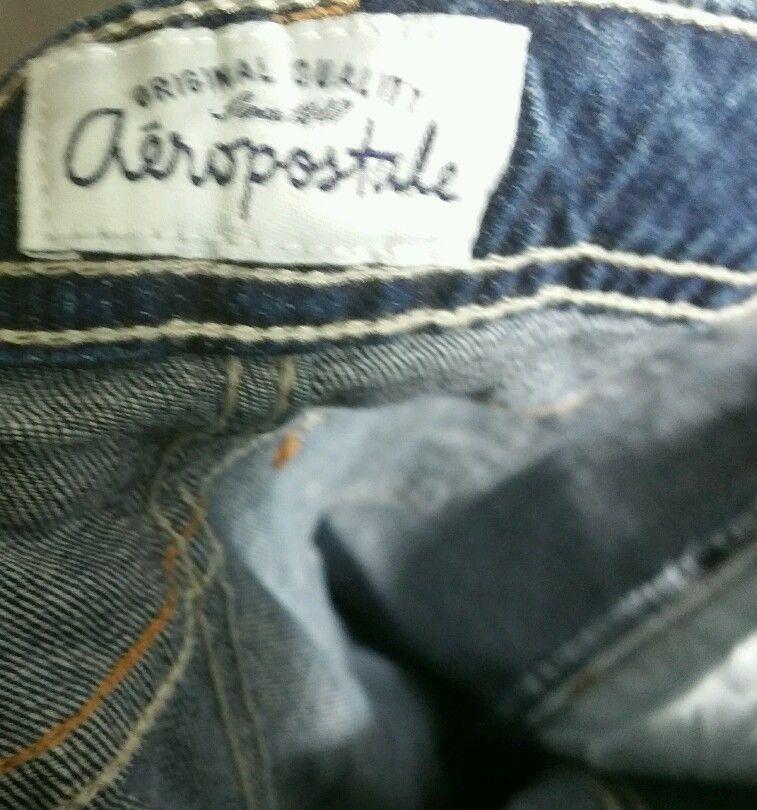 Aeropostale Women's Jeans Size 9 10 Short Chelsea Bootcut Low Rise Slim Fit NWT