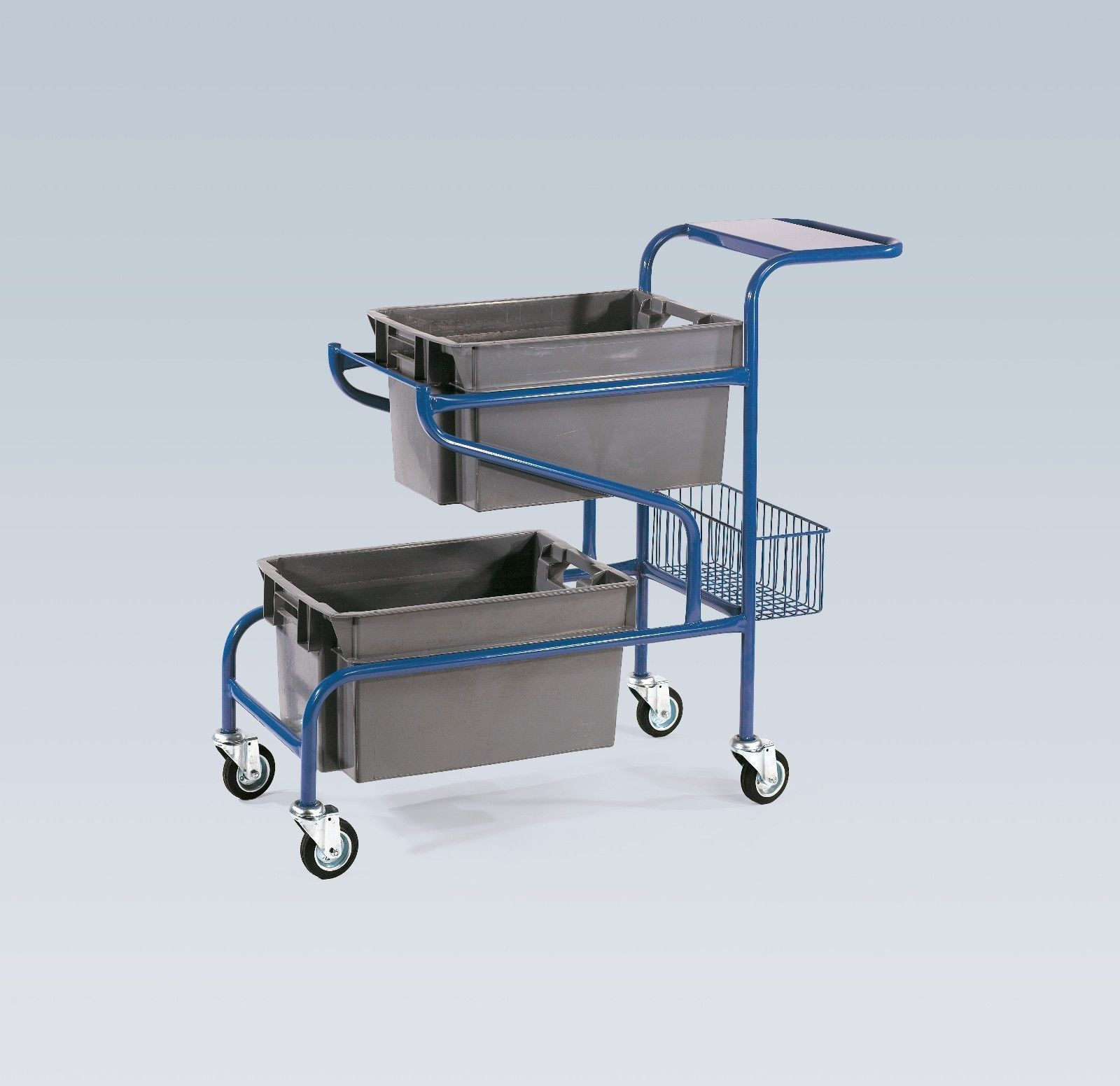 Order Selecting Trolley - Order Picking Trolley - Perfect For Warehouses
