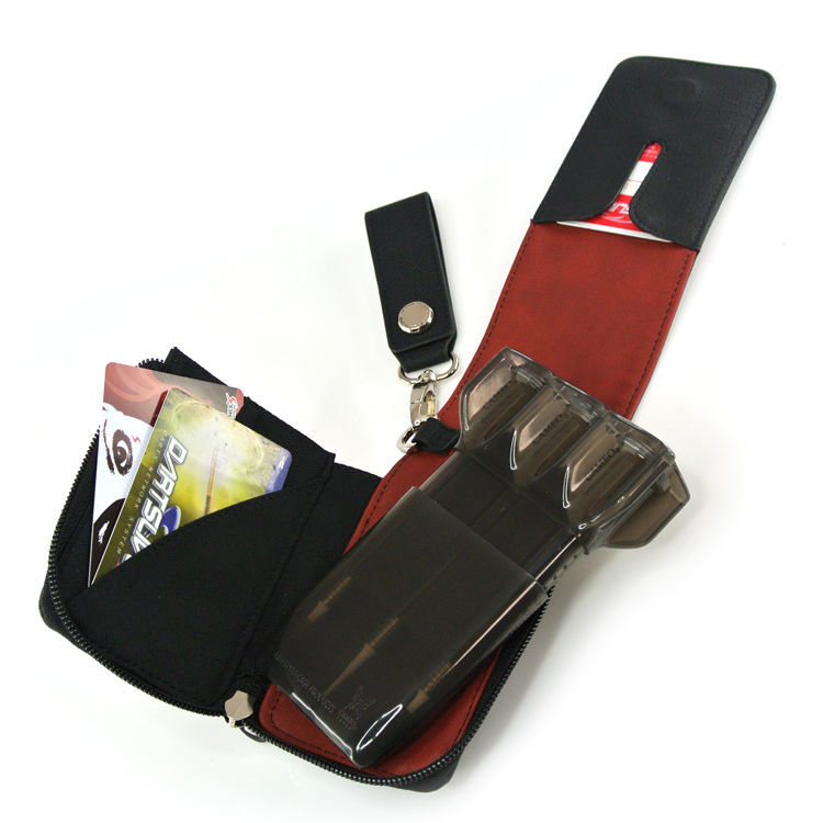 Cameo Garment 2 Lifestyle Dart Case - Camo Black