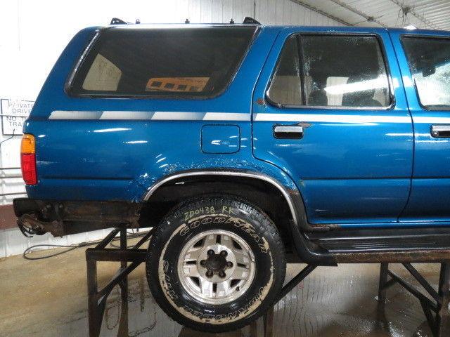 1992 Toyota 4 Runner STARTER MOTOR