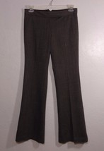 Elie Tahari Dress Pants Trousers Wool Blend Size 6 Work, Office, Casual Career - $24.95