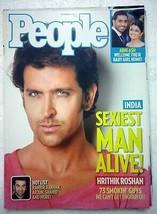 People 16 Dec 2011 Hrithik Roshan Bradley Cooper Anil Dharmendra Ashton ... - $9.99