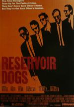 Reservoir Dogs - Harvey Keitel / Tim Roth / Chris Penn - Movie Poster Framed Pic - $32.50