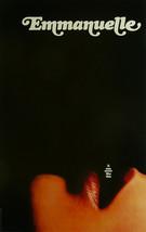 """Emmanuelle - (Sylvia Kristel) - Movie Poster Framed Picture 11""""x14"""" - $32.50"""
