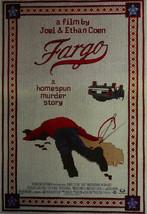 Fargo - Frances McDormand / William H Macy / Steve Buscemi - Movie Poster Framed - $32.50