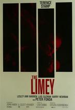 The Limey - Terence Stamp / Lesley Ann Warren / Peter Fonda - Movie Poster Frame - $32.50