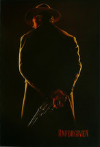"""Unforgiven - Clint Eastwood - Movie Poster Framed Picture 11""""x14"""" - $32.50"""