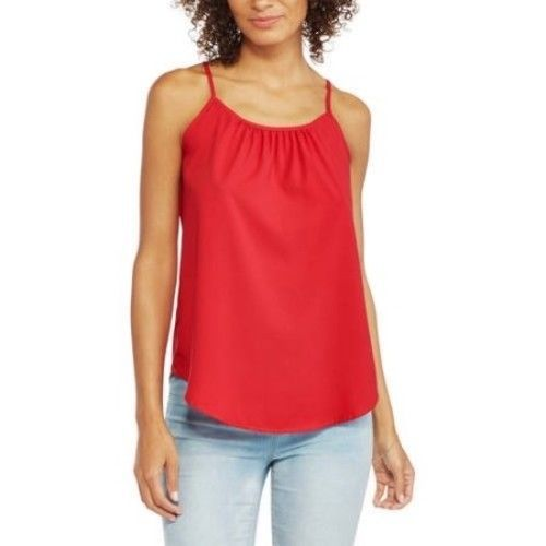 8a38d0a1531ec Faded Glory Women s Woven Cami Tank Top and 22 similar items. 57