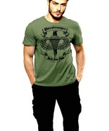 Paratrooper T-Shirt Death From Above Airborne Jump Wings Military Tee - $19.99+
