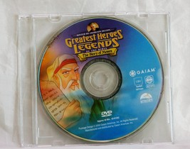 Greatest Heroes and Legends of the Bible: The Story of Moses   (Disc only)  - $4.80