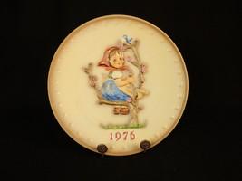 """Apple Tree Girl"" ~ MJ Hummel 1976 Collector Plate ~ Goebel 6th Annual #... - $19.55"