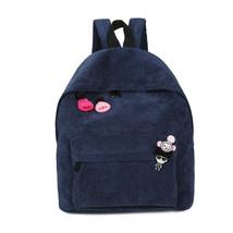 Mini Travel Bag Schoolbag Teenage Girls Boys Wo... - $13.22