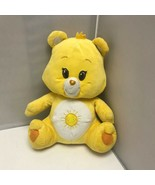 "KellyToy Care Bears Funshine Bear Yellow Soft Plush Stuffed Animal 12"" - $29.99"