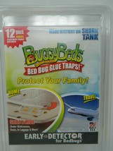 BubgyBeds Bed Bug Glue Traps 12 pack bonus - $31.67