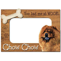 Chow Chow 3-D Wood Photo Frame - $14.95