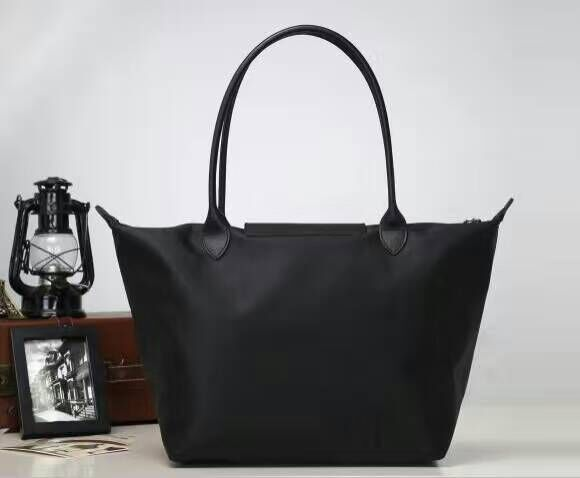 Longchamp Bag Le Pliage Size : Longchamp le pliage neo nylon black tote handbag shoulder