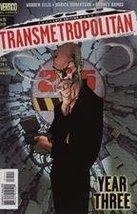 Transmetropolitan #25 [Comic] [Jan 01, 1999] Warren Ellis - $4.98
