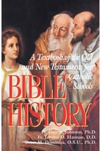 Bible History: A Textbook of the Old and New Testaments for Catholic Sch... - $35.95