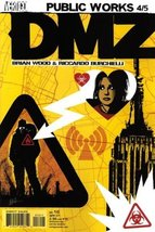 DMZ Issue 16 (DMZ Issue 16 Public works part 4)... - $12.95