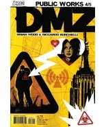 DMZ Issue 16 (DMZ Issue 16 Public works part 4) [Comic] [Comic] [Jan 01,... - $12.95