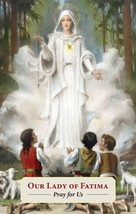 Our Lady of Fatima Prayer Card - $21.95