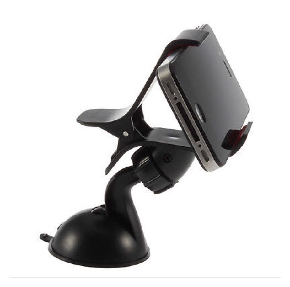 Car Windshield Mount Holder Bracket for iPhone HTC Smartphone Cell Phone AC2