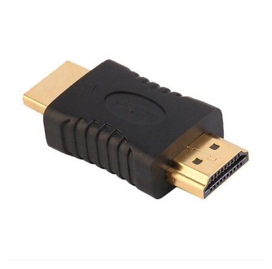 HDMI A Male to HDMI Male M/M Converter Adapter Connector Extender  AF7