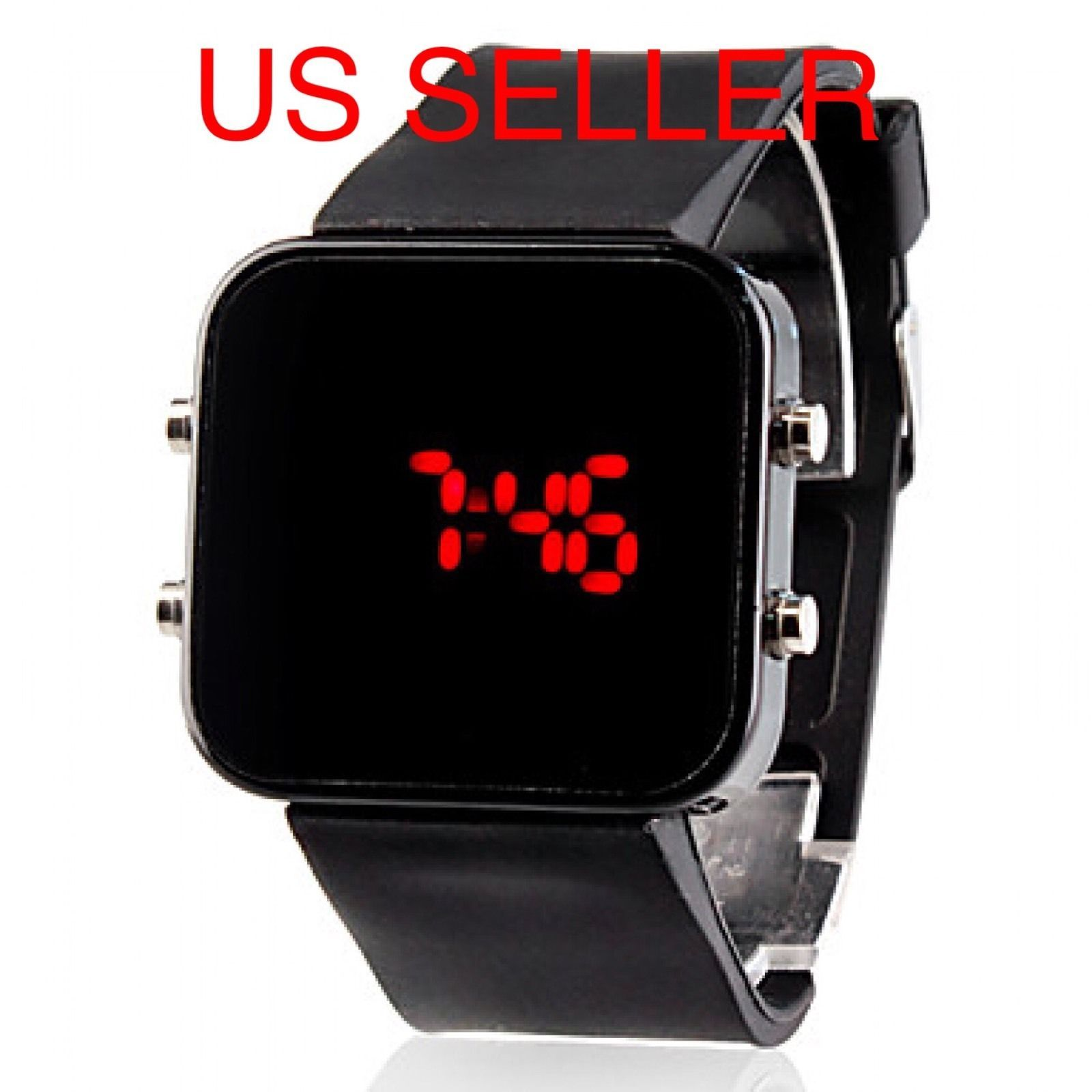 Mens Digital LED Touch Sports Wrist Watch C51