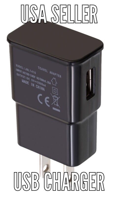 Samsung Galaxy S2 S3 S4 Micro USB Home Wall Charger - OEM Quality B10