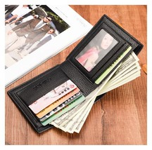 DBLO Wallet Fashion Short  Men's Leather Pattern Designed Wallets AB13
