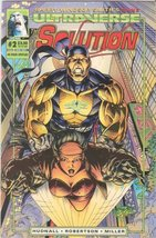 Ultraverse: The Solution #2 October 1993 [Comic... - $1.95
