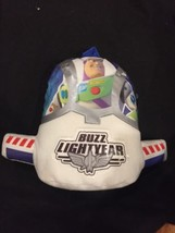 Buzz Lightyear Space Ranger Plush White Backpack with WINGS! VHTF - $69.25