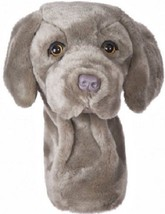Weimaraner  Daphne Head Cover-  460CC friendly Driver or Fairway Club - $21.95