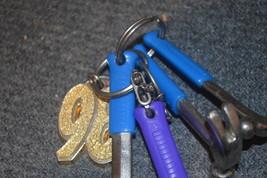 "Unusual key chain charms: 4 small 3"" Playskool ... - $14.50"