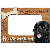 Newfoundland 3-D Wood Photo Frame - $14.95