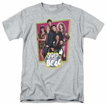 Saved by the Bell Bayside Tigers retro 80's 90's teen sitcom graphic tee NBC319 image 1
