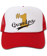 Number 1 Grandpa Hat/Cap - $14.40
