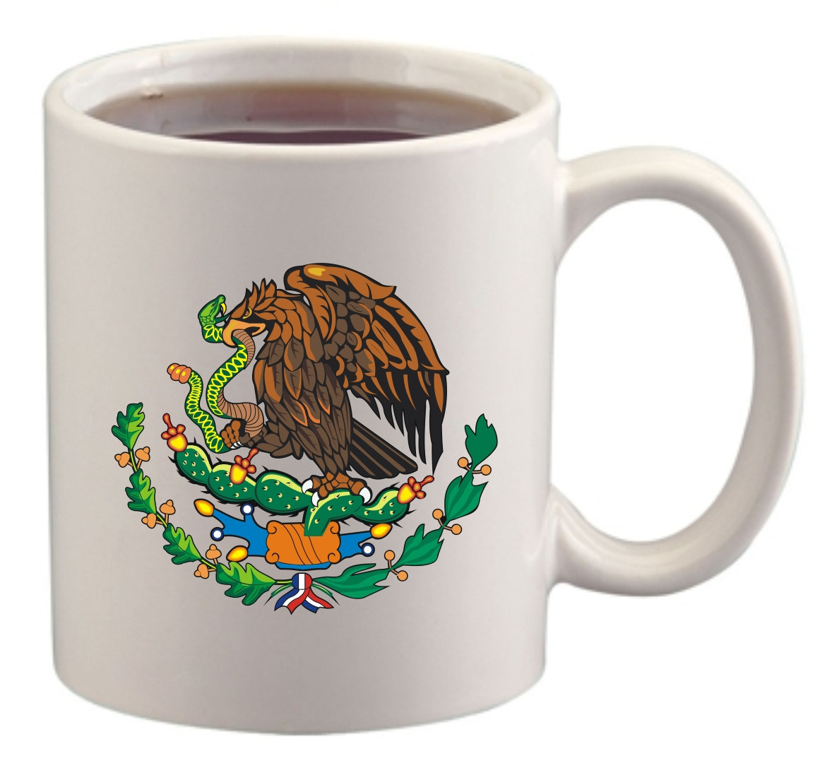 Mexico Coat Of Arms Mug/Cup