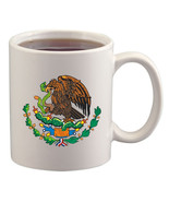 Mexico Coat Of Arms Mug/Cup - $14.60