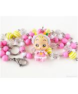 Hana Chan Magical Girl Necklace, Ojamajo Doremi, Kawaii Jewelry, Fairy K... - $48.00