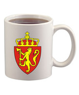 Norwegian Coat Of Arms Mug/Cup - $14.60