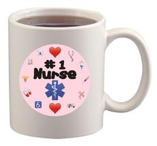 Number One Nurse Mug/Cup - $14.60