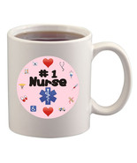 Number One Nurse Mug/Cup - $14.60