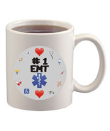 Number One EMT(Emergency Medical Technician) Mug/Cup - $14.60