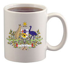 Australia Coat of Arms Cup/Mug - $14.60